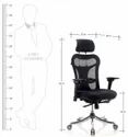 Optima Executive Mesh Chair