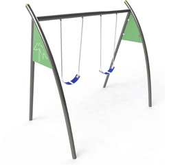 Arch Swing 2 Seater