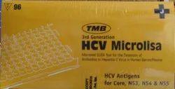 Plastic JMITRA HCV Elisa Test Kit, Size: 96 Wells