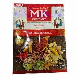MK Lemon Taste Masala, Dry Place, Packaging Size: 1 Kg
