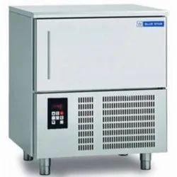 Stainless Steel 100 L Blue Star Blast Freezer, Single Door, Electric