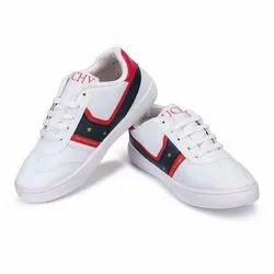PVC and Rexine Boys Lace Up Shoes, Size: 2C