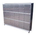 Stainless Steel Office Locker