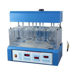 JDJ 30 To 50 Deg C Dissolution Rate Test Apparatus, For Laboratory