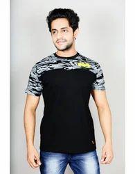 4c7c03c3 Designer Orange Collar T-Shirts at Rs 185 /piece | डिज़ाइनर ...