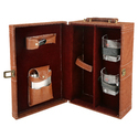 Light Brown - 02 Travel Bar Set