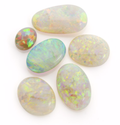 Ethiopian Opal Oval Cabs