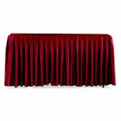 LUXE POLYESTER JACQUARD Rectangular Table Cover