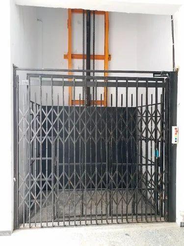 Industrial Lifting Equipment - Hoist Goods Lifts