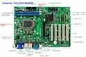 Industrial Computer Motherboard - IMBA-H61J