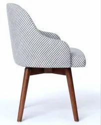 White Restaurant Chair