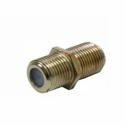 Brass F, G and N Type Cable Connectors
