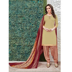 Simple Patiala Suit