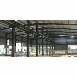MS Cold Rolled Warehouse Pre Engineered Building Structure