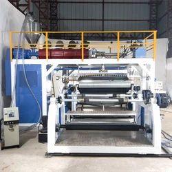 Fabric Coating Plant
