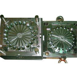 Spoon/Fork Injection Mould