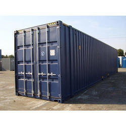 Dry Transportable Container