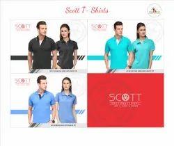 Cotton Scott T- Shirts