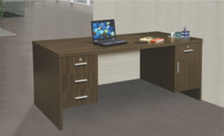 Brown Office Table