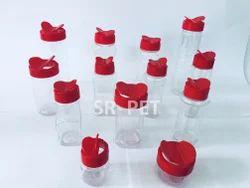 Tubular Spice Jar