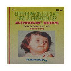 Althrocin Drops