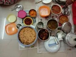 Order 1 Or 2days Before Veg And Non Veg Meal, in Madurai, Minimum 10 Nos