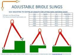 Adjustable Bridle Sling