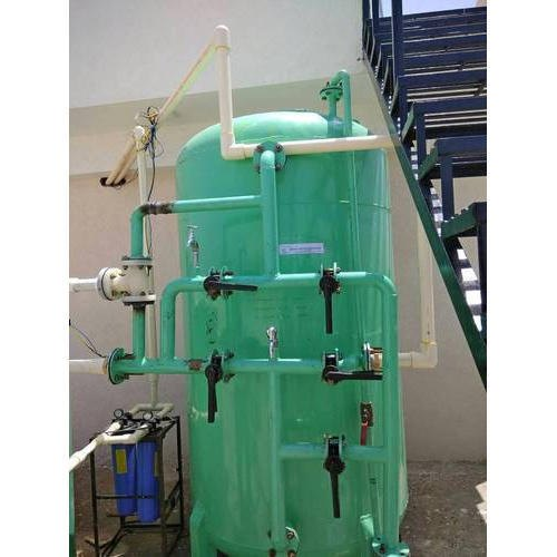 Proteck Water Softener Plant