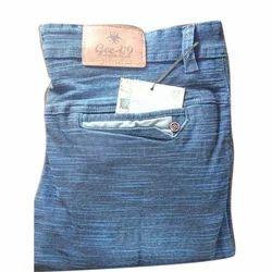 Denim Comfort Fit Slub Jeans, Waist Size: 30