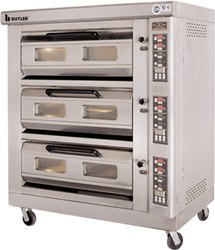 Electric Deck Ovens For Bakery
