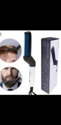 Black Men Modeling Comb, For Household