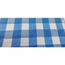 Big Check Mens  Shirt  Fabric
