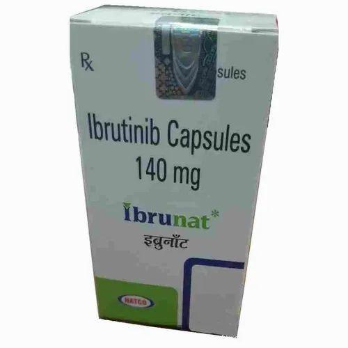 Ibrutinib 140 Mg Capsules