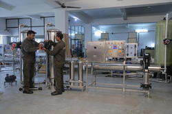 Packaged Drinking Water Plant Quality Control Laboratory Service