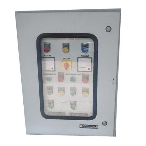 Single Phase Electrical Control Panel Services, for Motor Control