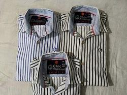 Formal Wear & Party Wear Plain, Printed Mix Shirts, Size: Small, Medium, Large, XL, All Sizes