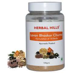 Medicine Grade Natural And Pure Lavan Bhaskar Powder For Healthy Digestion - 100 Gms, Packaging Size: 16 X 8 X 12.5