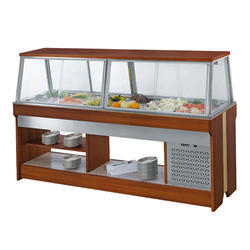 Chef Service Counter