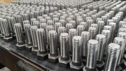 Inconel 600 Fasteners Nut Bolts