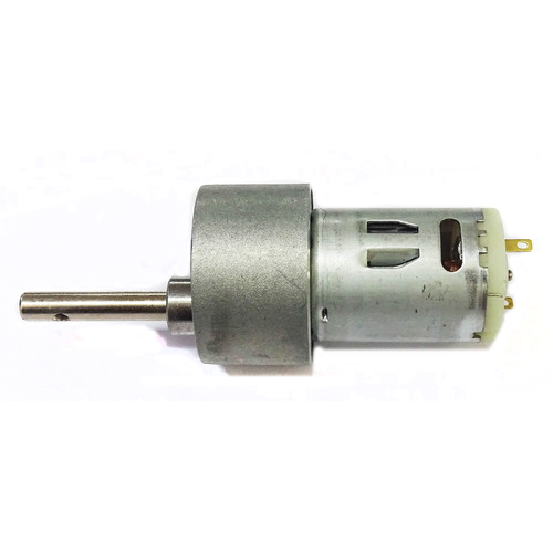Single Phase Electric Dc Gear Motor  Voltage  220 V  Rs