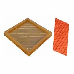 Striped Tile Mould