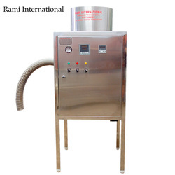 Lahsun Peeling Machine