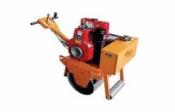 Diesel 5hp Orange Single Drum Roller