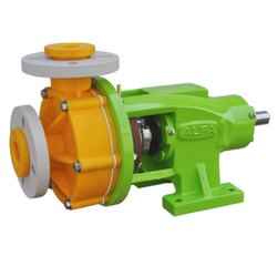 Non Metallic Chemical Process Pump