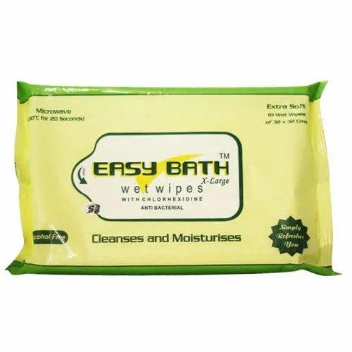 Easy Bath Wet Wipes