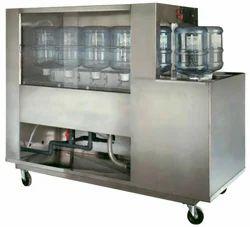 Koldpack Jar Rinsing Machine, 1 kW