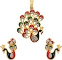 Jewellery Pendant Necklace with Chain for Girls and Women