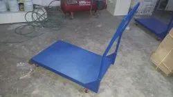 Material Handling Platform Trolley