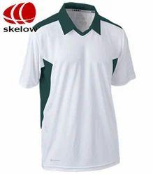 Plain Polo Neck Men''s Collar T-Shirts