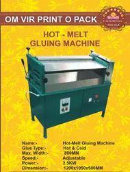 HOT-MELT GLUING MACHINE